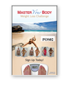 Master Your Body Poster | Swimsuit 1