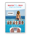 Master Your Body Poster | Swimsuit 2